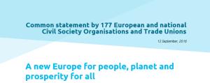 Manifesto Better Europe smaller
